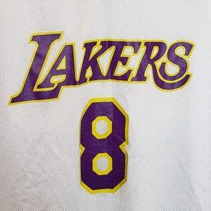 Kobe Bryant Los Angeles Lakers 8 XL NBA Jersey